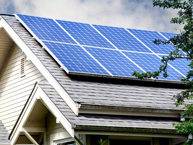 Langenburg Construction Company, Inc. Solar Panel